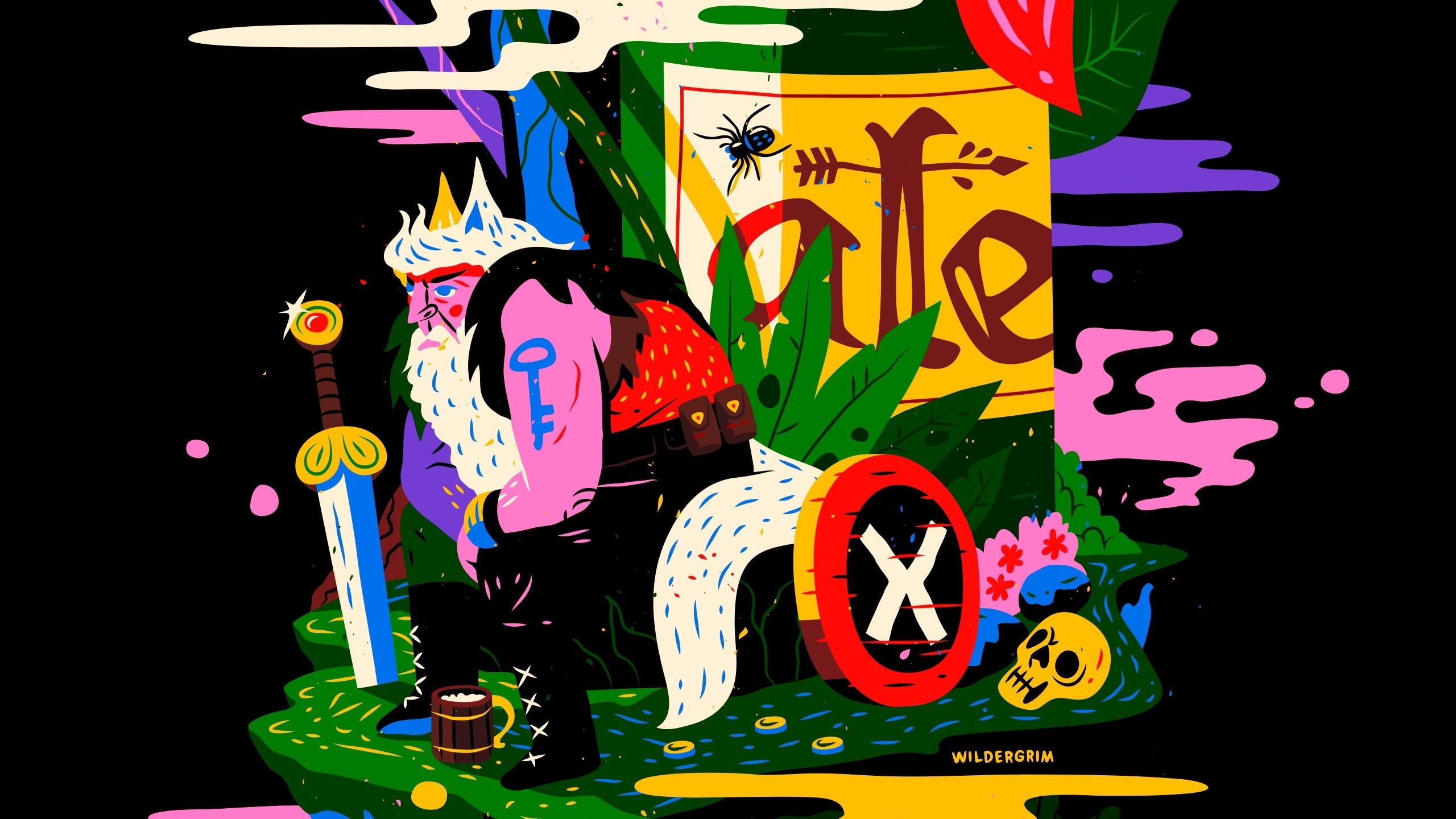 Adrian du Buisson (@wildergrim) Cover Image