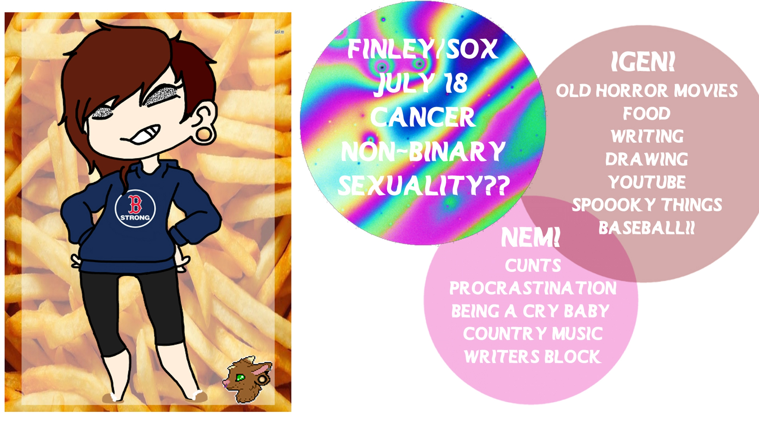 Finley  (@riotsox) Cover Image