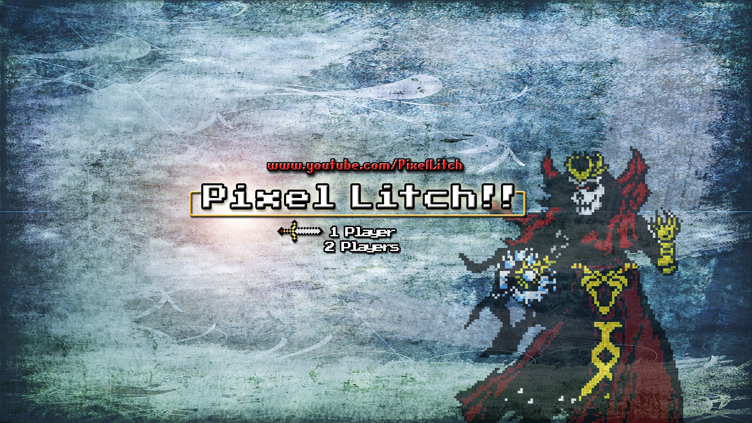 Aaron (@pixellitch) Cover Image