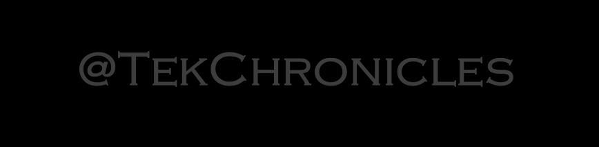 Tek Chronicles (@tekchronicles) Cover Image