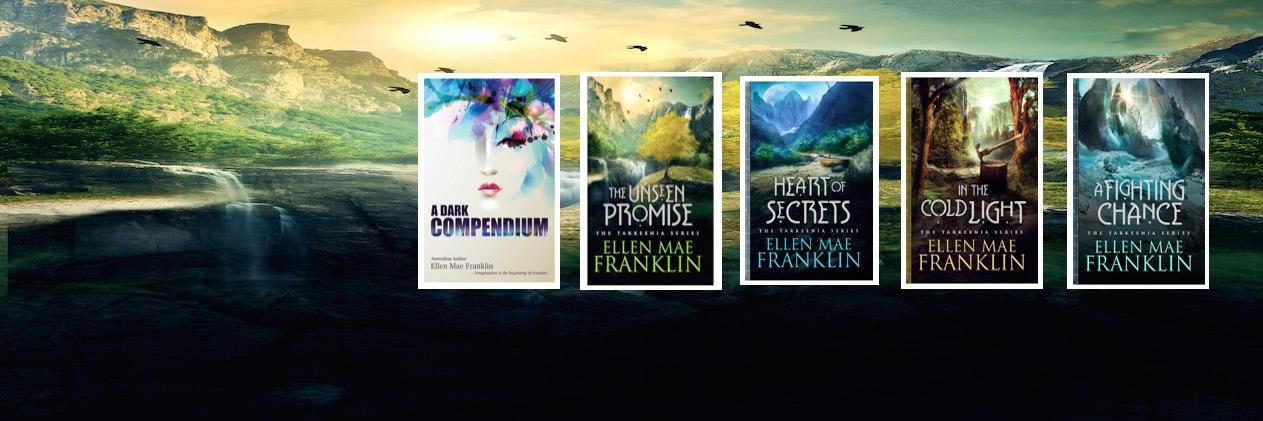 Author Ellen Mae Franklin (@carol-march) Cover Image