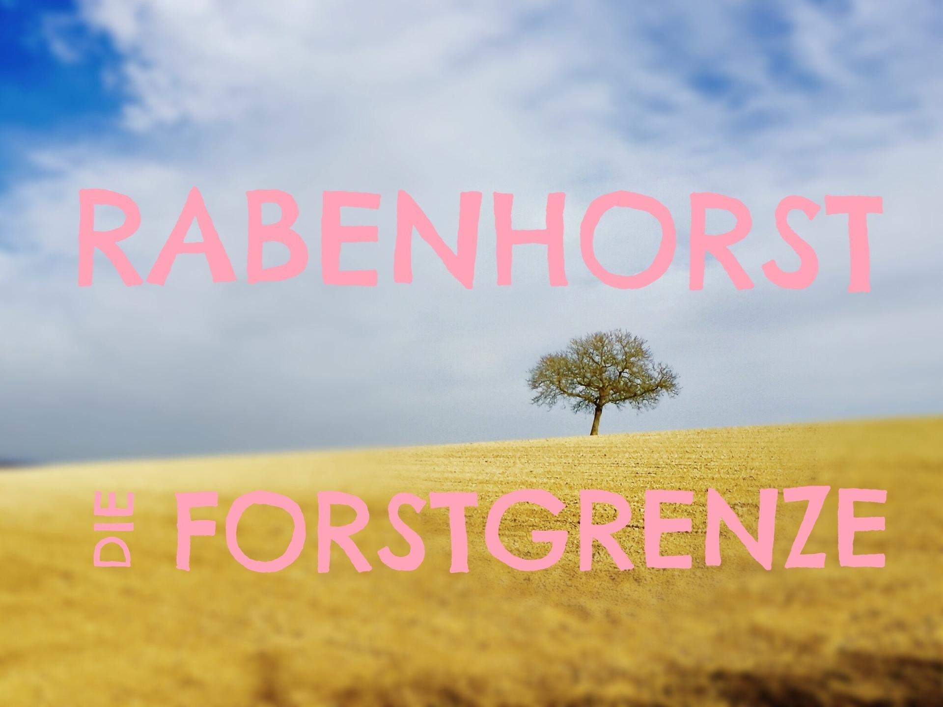 (@rabenhorst) Cover Image