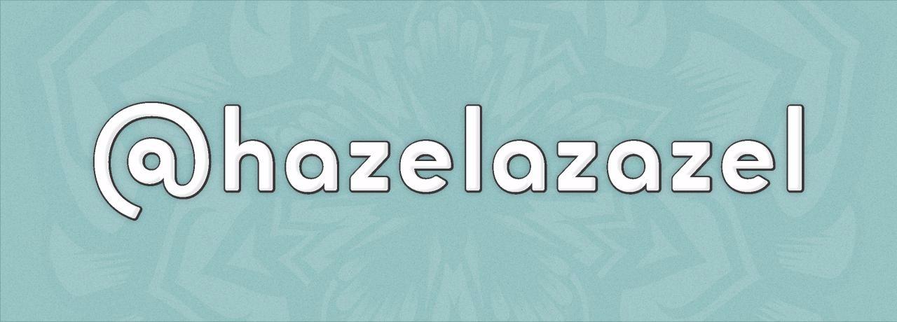 Gabe (@hazelazazel) Cover Image