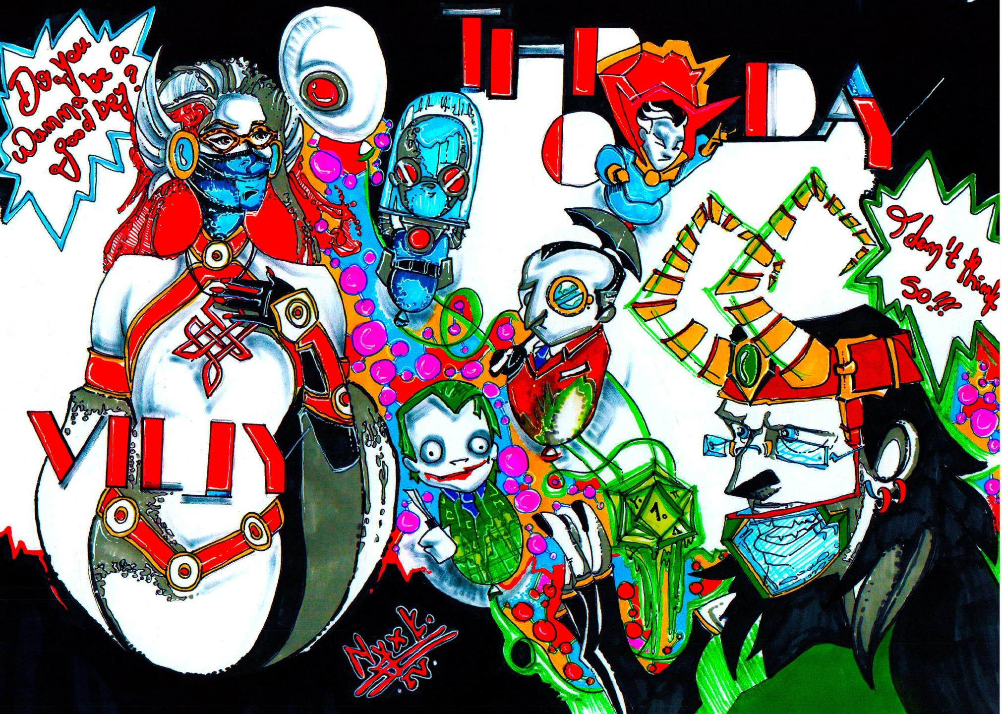 Nyx Kappa (@nyxkappa) Cover Image