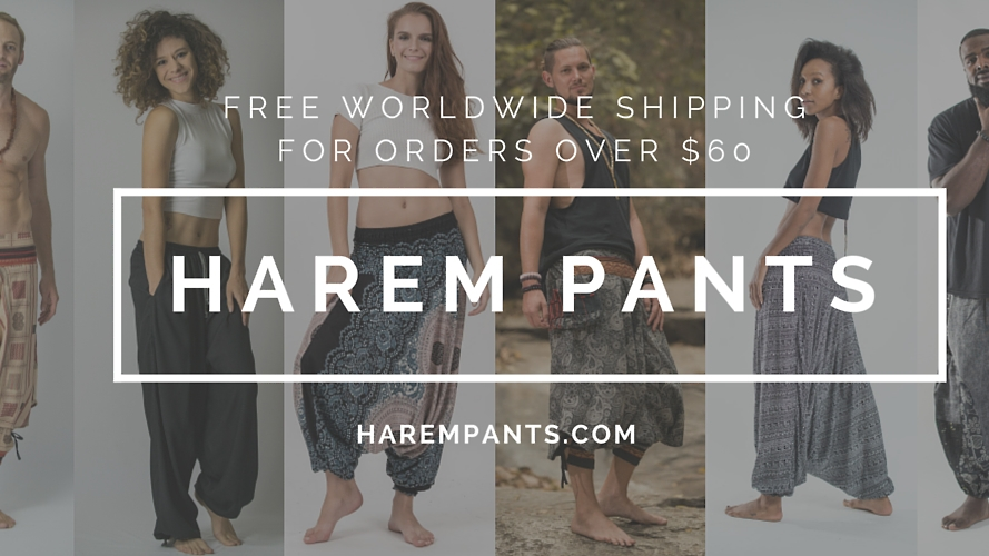Harem Pants (@harem-pants) Cover Image