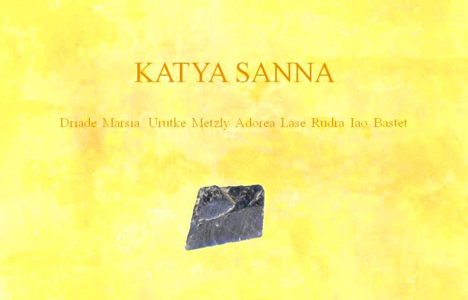 Katya Sanna (@katyasanna) Cover Image