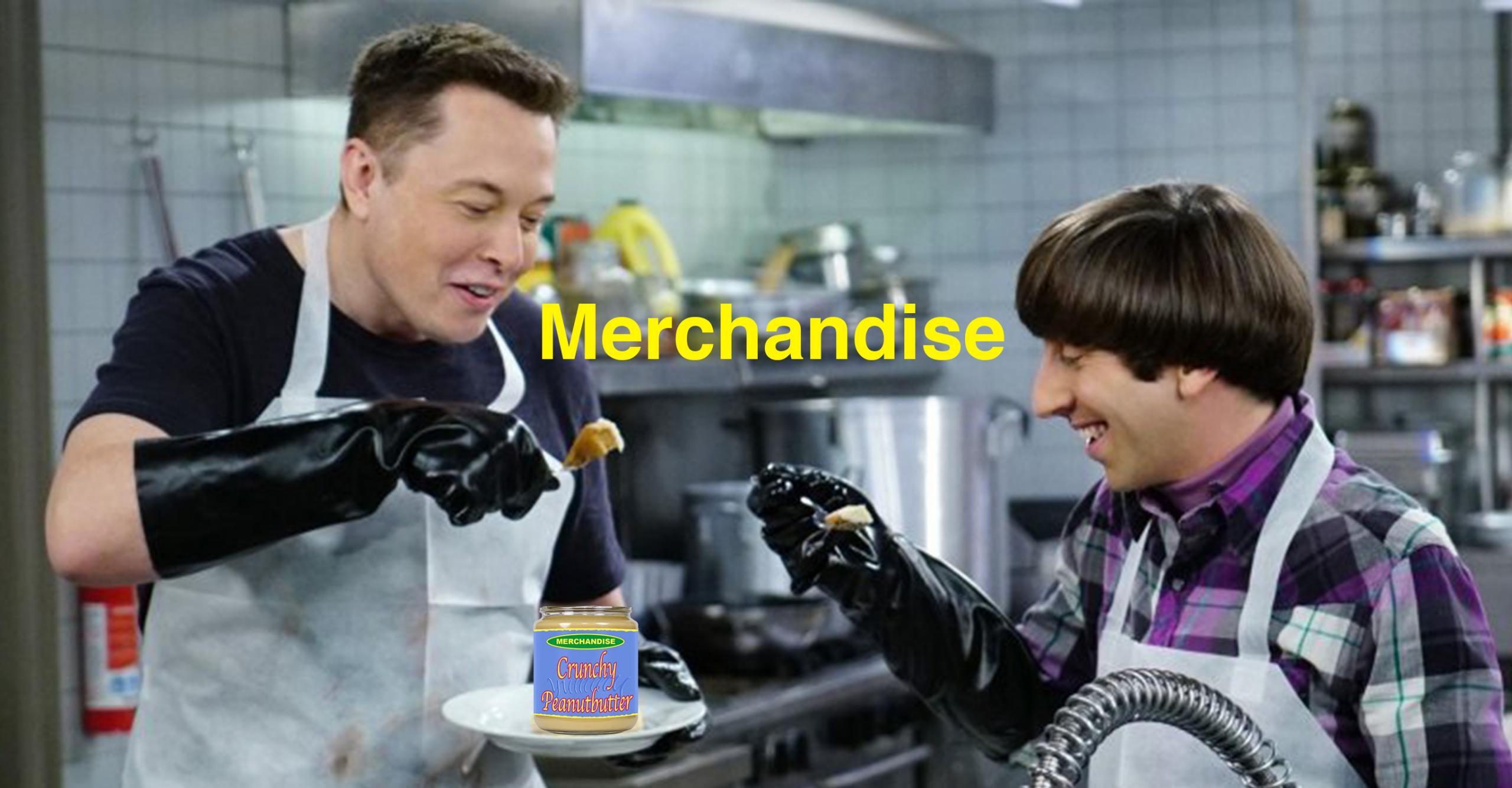 Merchandise (@kuehn) Cover Image