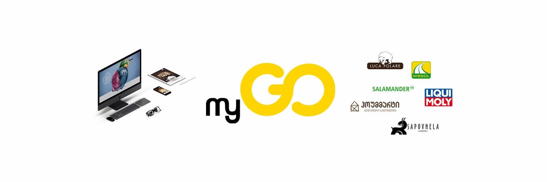 myGO - ვებ საიტის დამზადება, ვებ საიტების დამზადებ (@mygoge) Cover Image