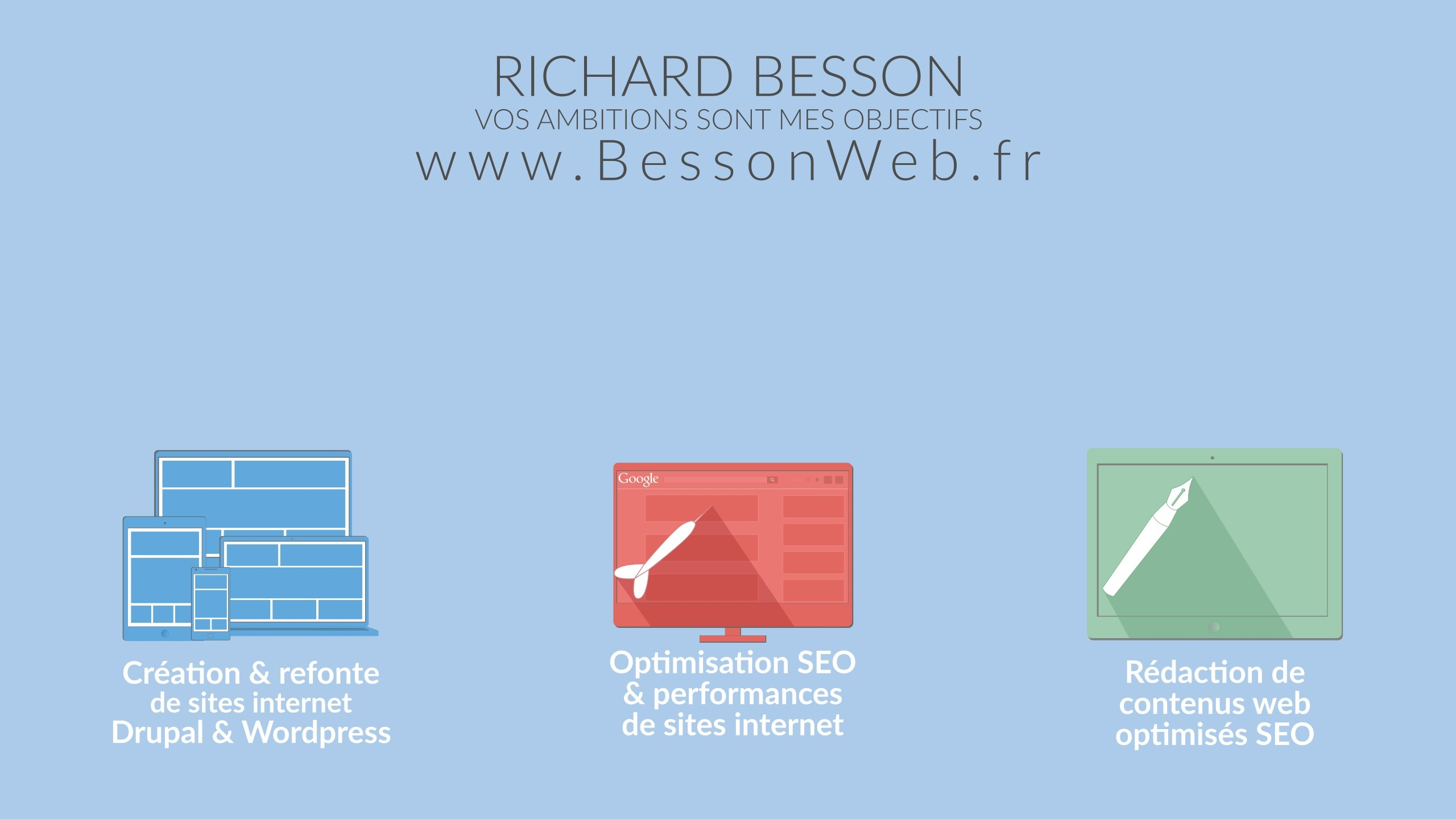 Richard Besson (@bessonweb) Cover Image