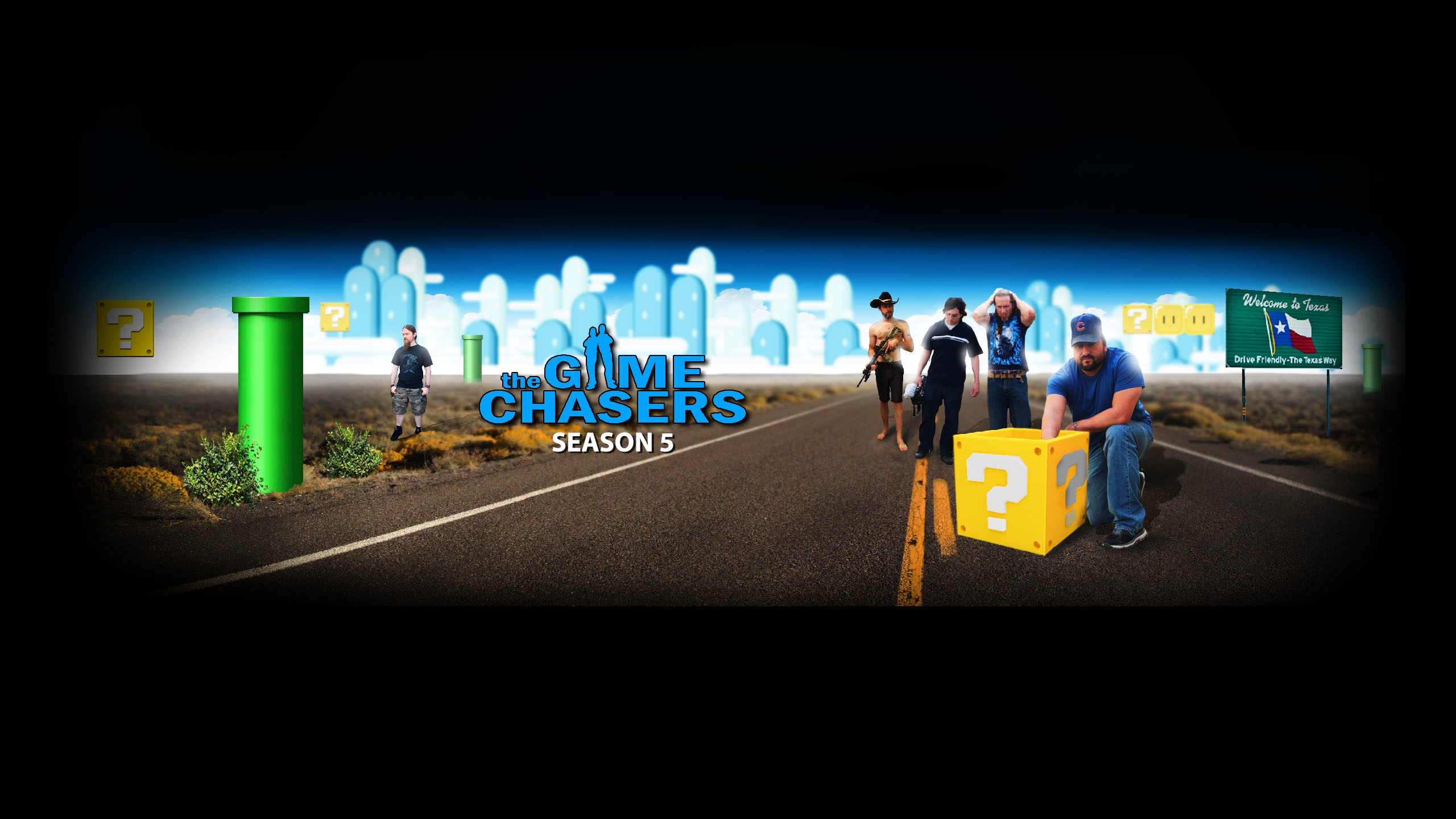 The Game Chasers  (@thegamechasers) Cover Image