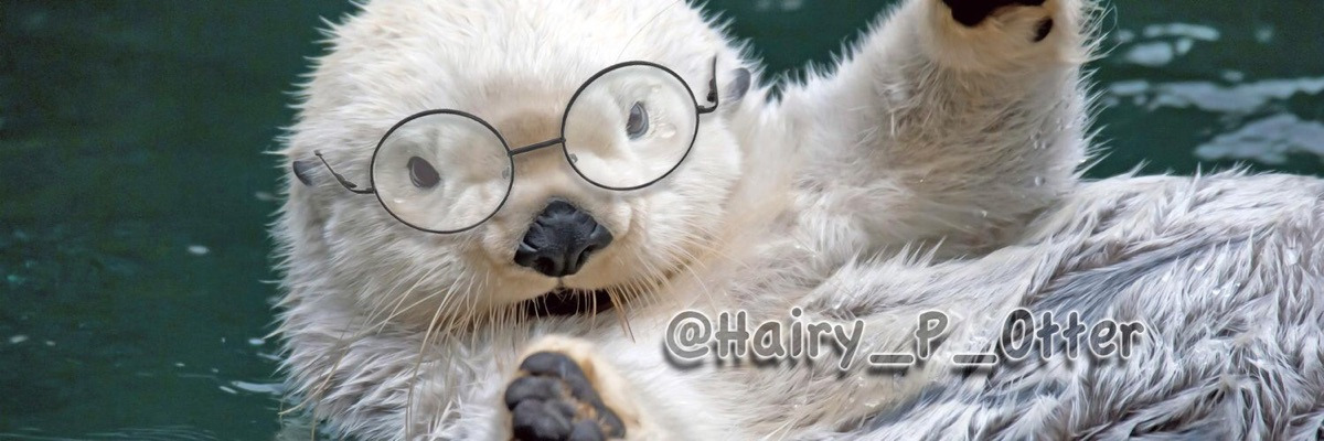 Hairy P. Otter (@hairy_p_otter) Cover Image