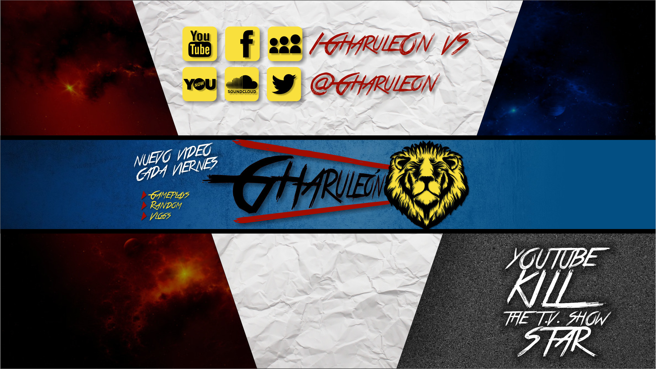 Gharuleon (@gharuleon) Cover Image