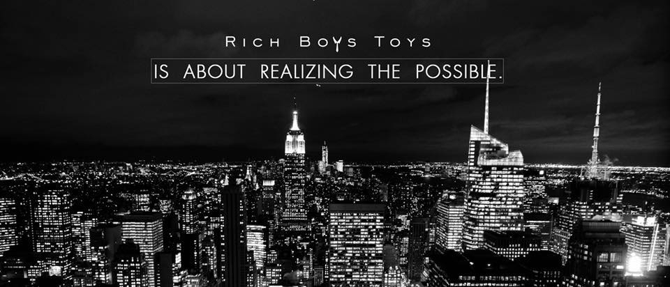 Rich Boys Toys (@richboystoys) Cover Image