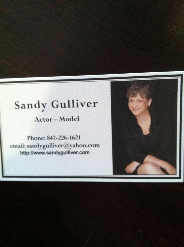 Sandy Gulliver (@msgulliver) Cover Image