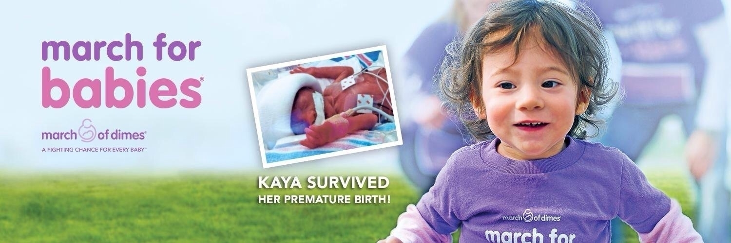 March of Dimes (@marchofdimes) Cover Image