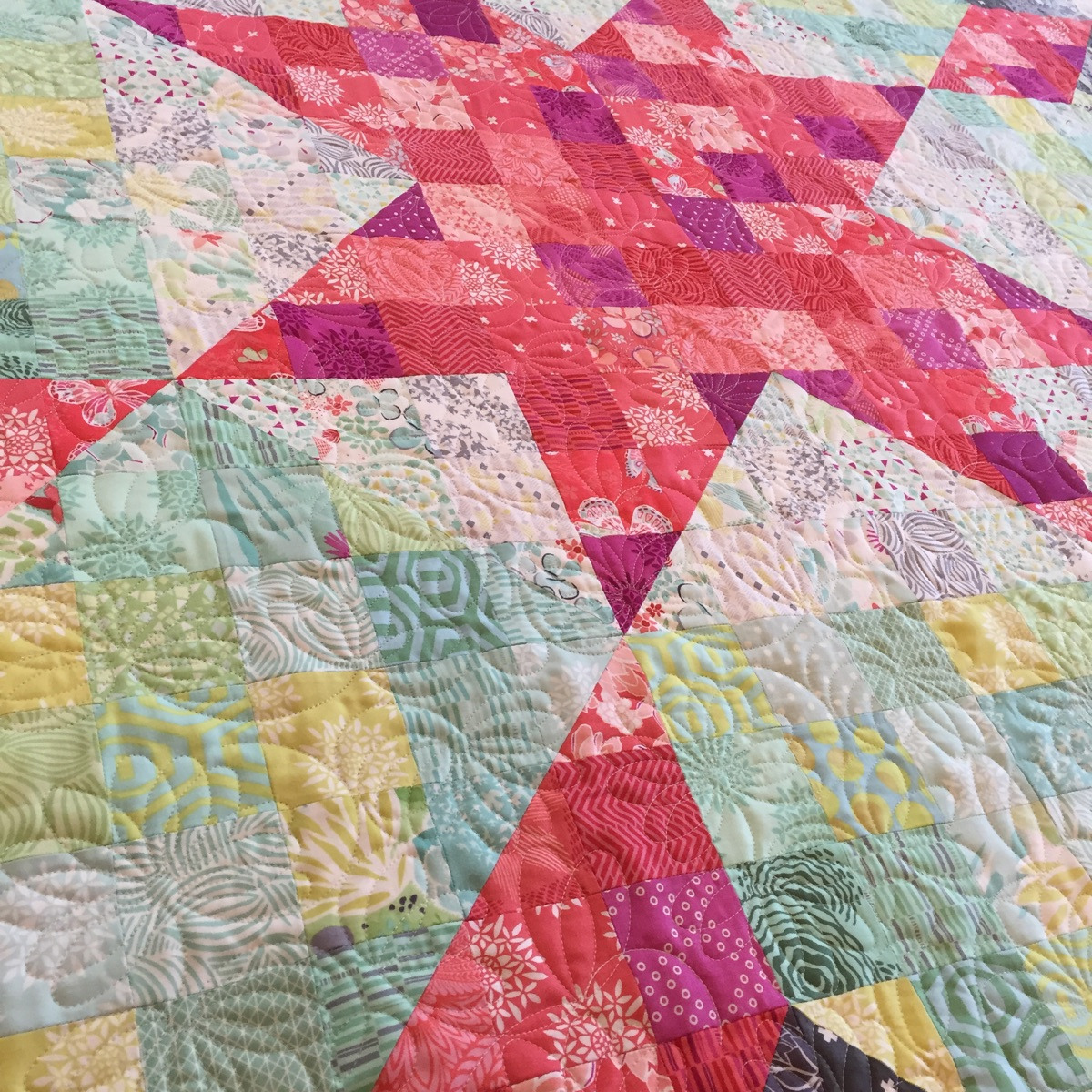 Vickey Hughes  (@studiovquilting) Cover Image