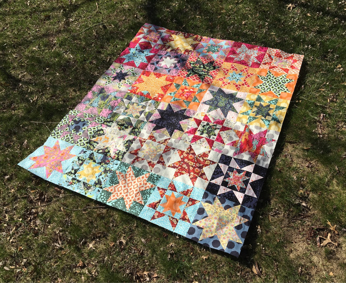 Jamie Mueller (@sunflower_quilt) Cover Image