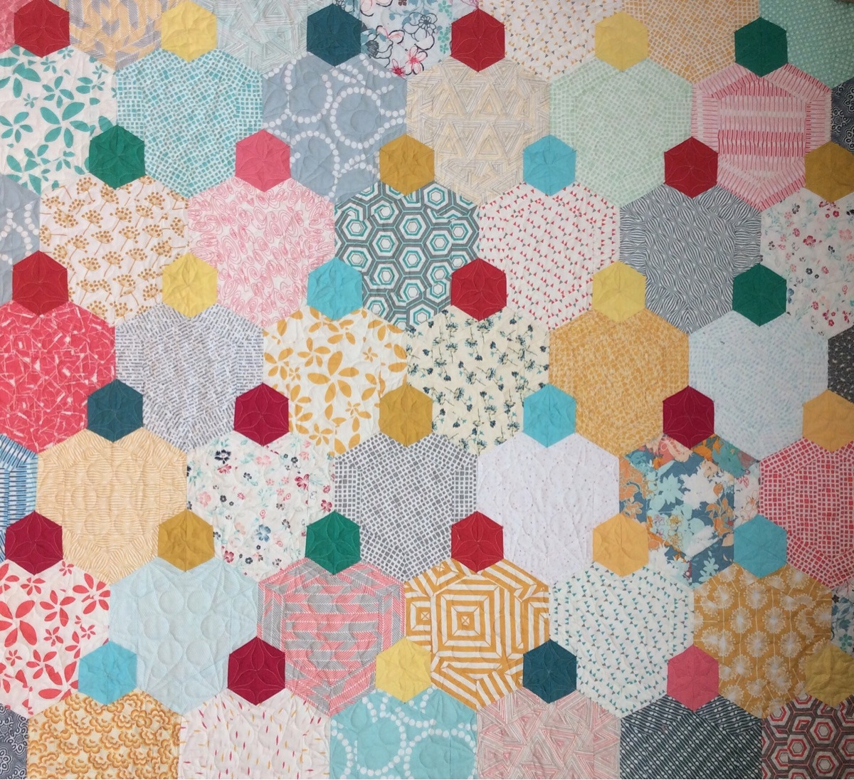 sharon mcconnell (@colorgirlquilts) Cover Image