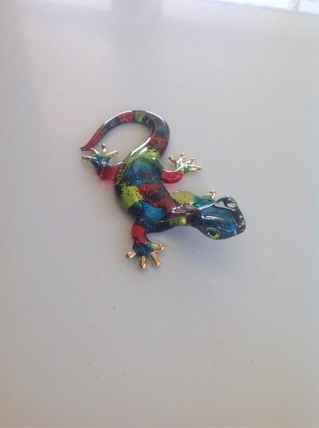 Julie (@patchwork_gecko) Cover Image