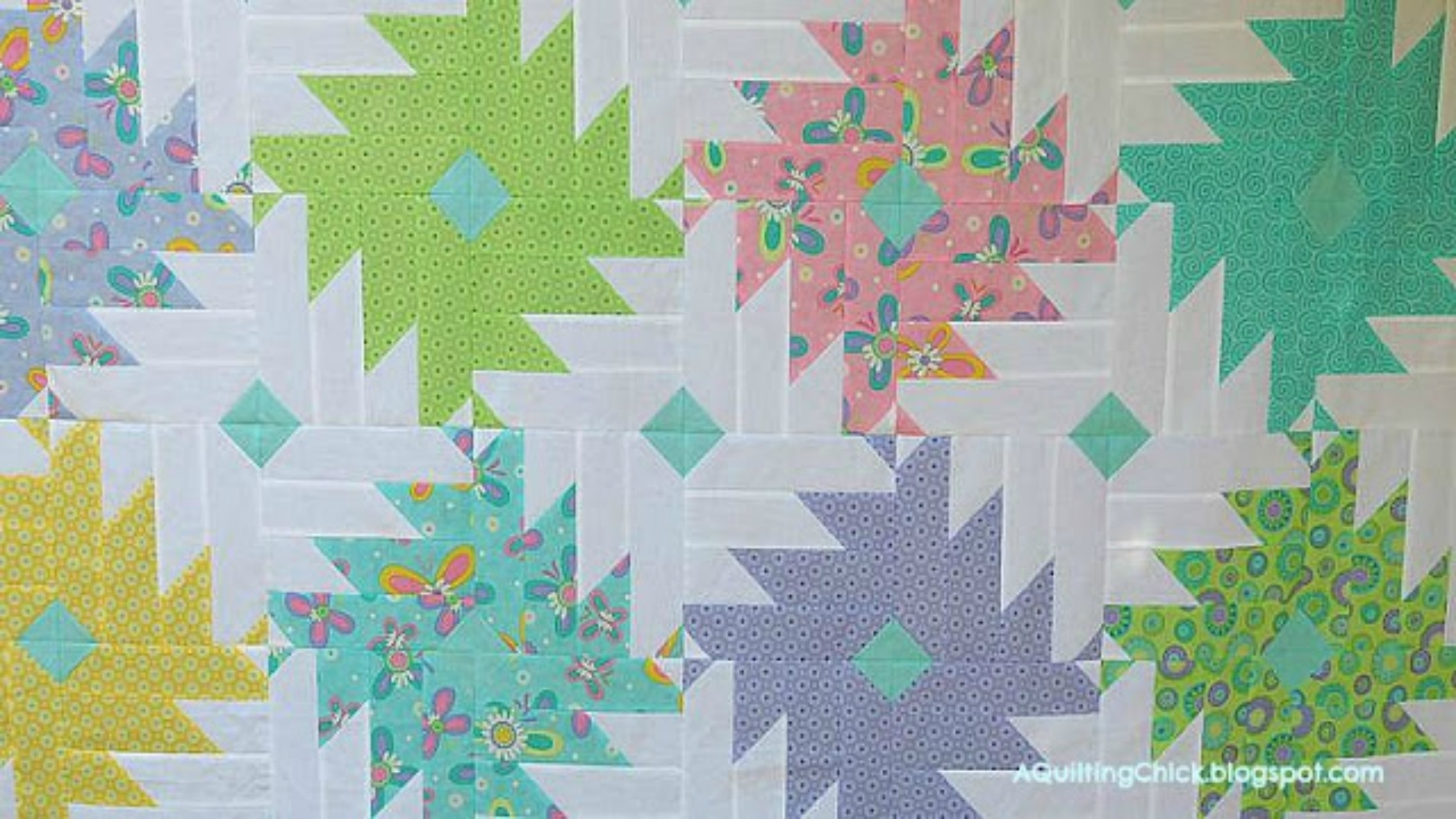 A Quilting Chick - Cathy Smith (@aquiltingchick) Cover Image