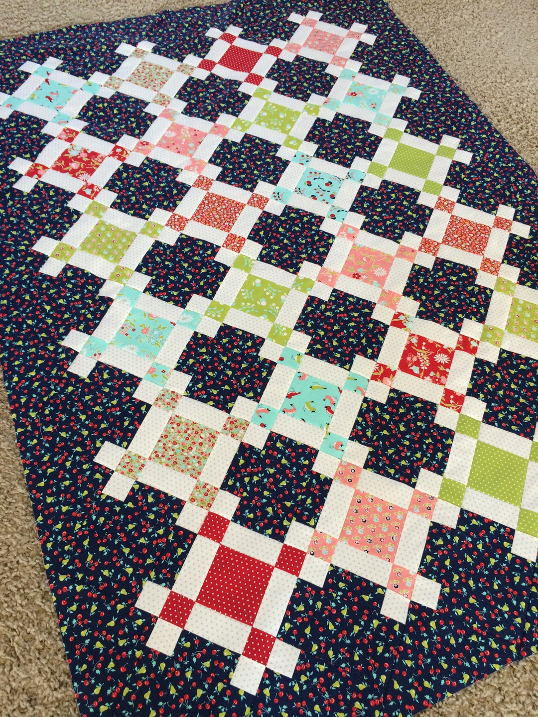 Kairle Oaks (@happyvalleyquilter) Cover Image