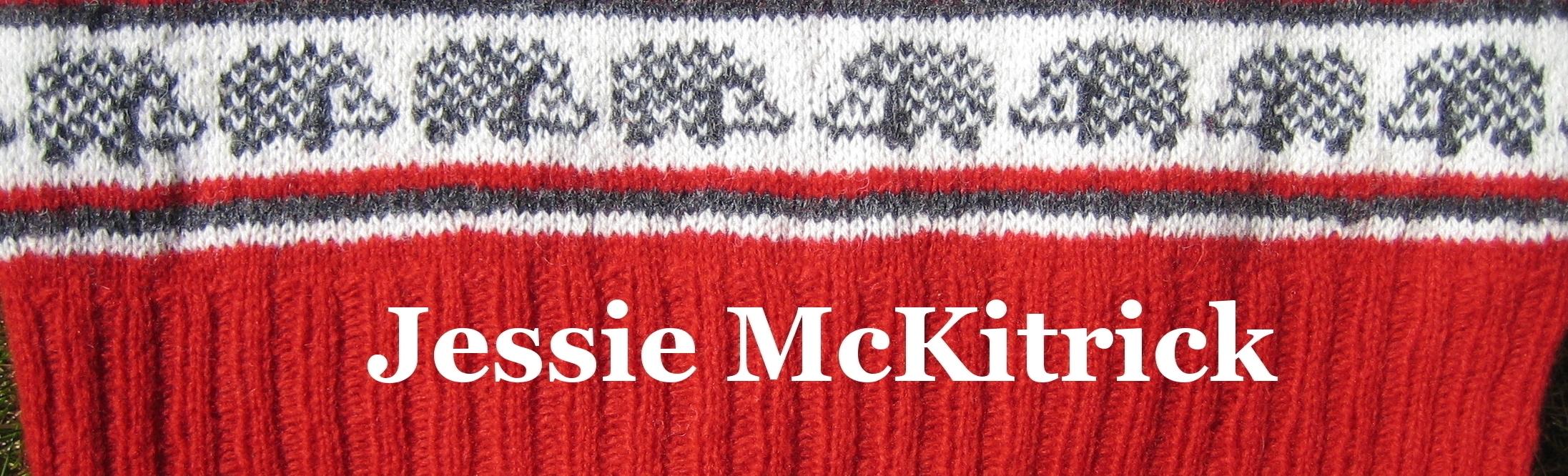 Jessie McKitrick (@jessiemckitrick) Cover Image