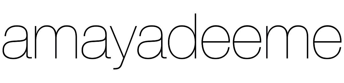 Amayadeeme (@amayadeeme) Cover Image
