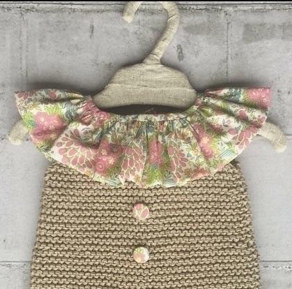 Pelote de laine bebe (@pelotedelaine) Cover Image