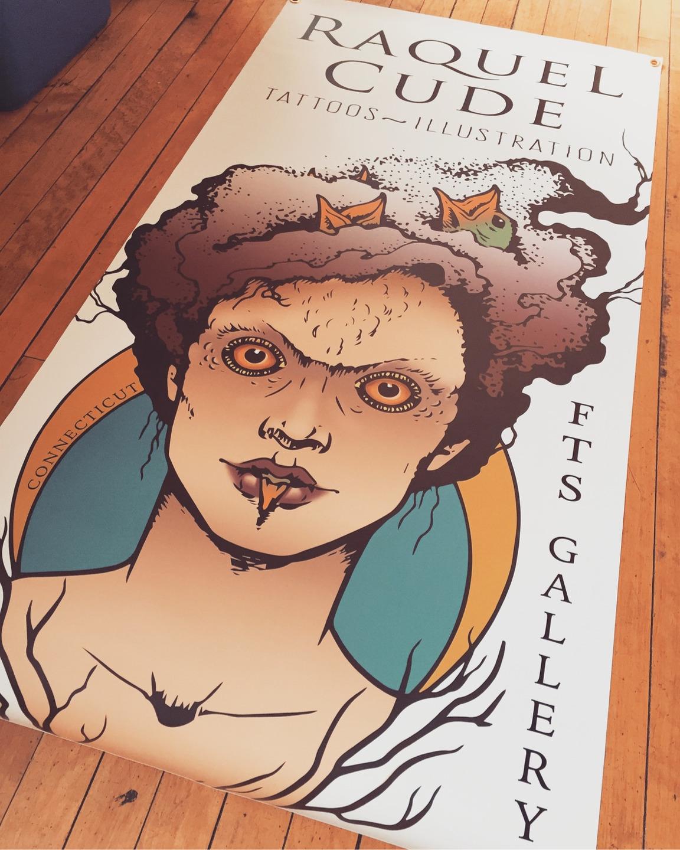 Raquel Cude (@raquelcood) Cover Image
