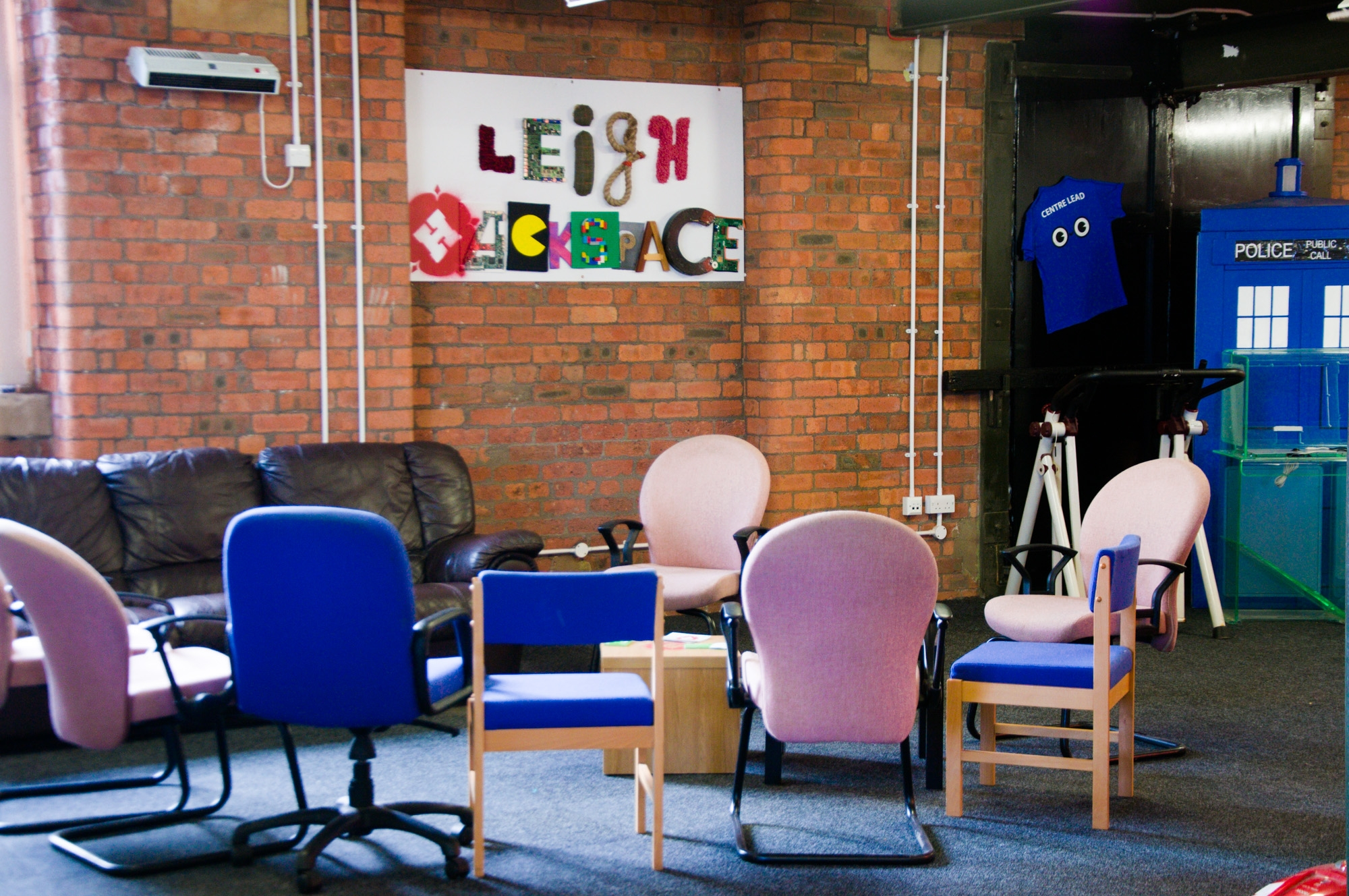 Leigh Hackspace (@leighhack) Cover Image
