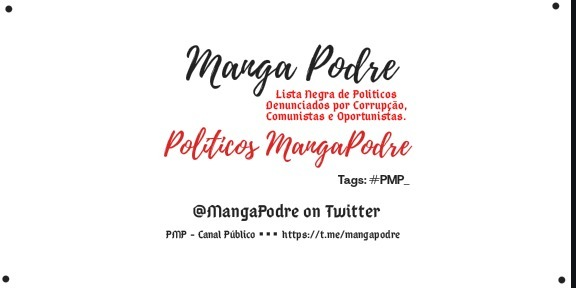 Políticos Manga Podre (@mangapodre) Cover Image