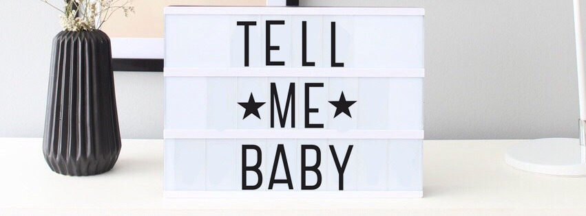 Tell me Baby (@tellmebabyes) Cover Image
