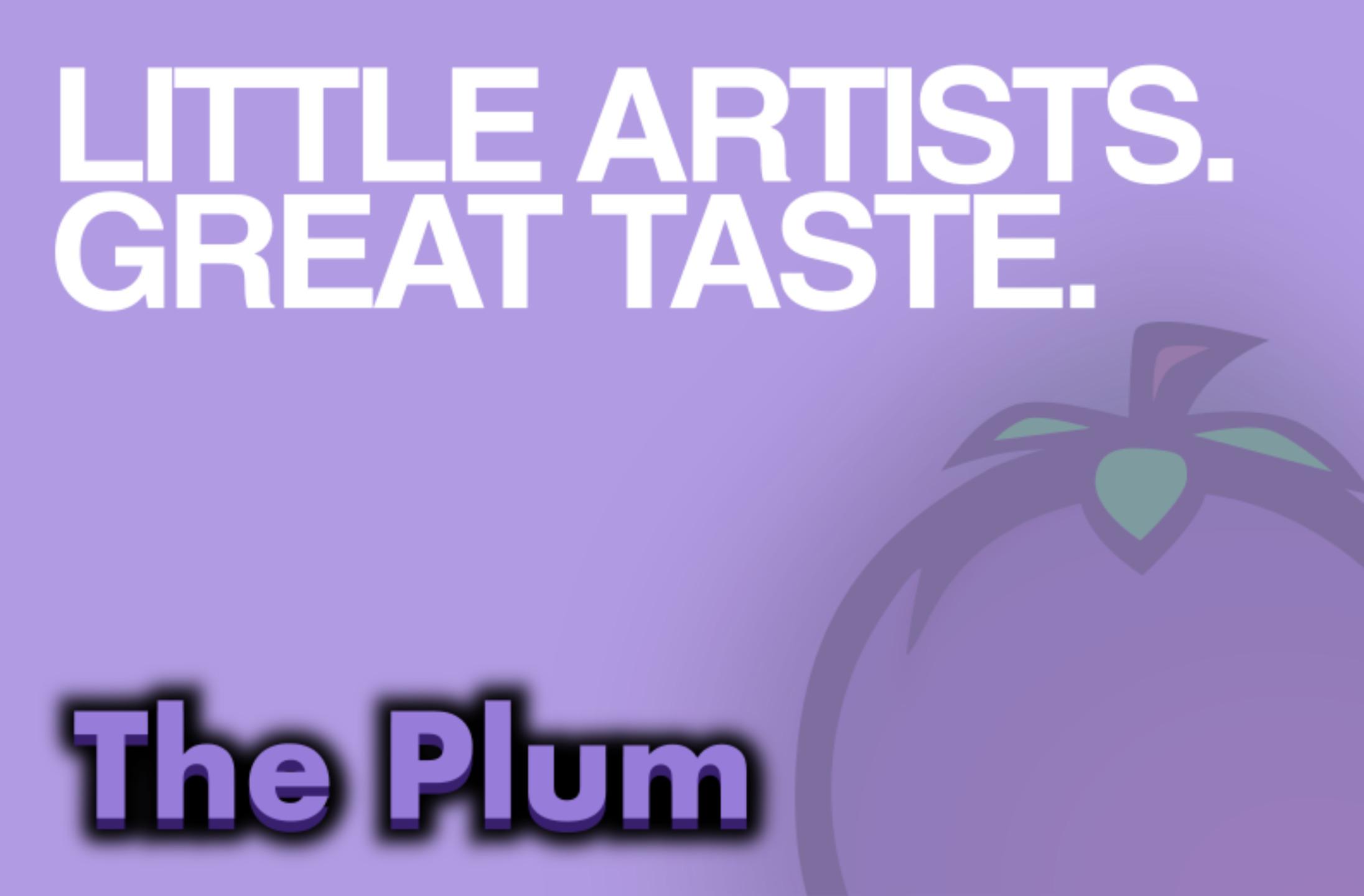 Plum music magazine (@plum-on-ello) Cover Image