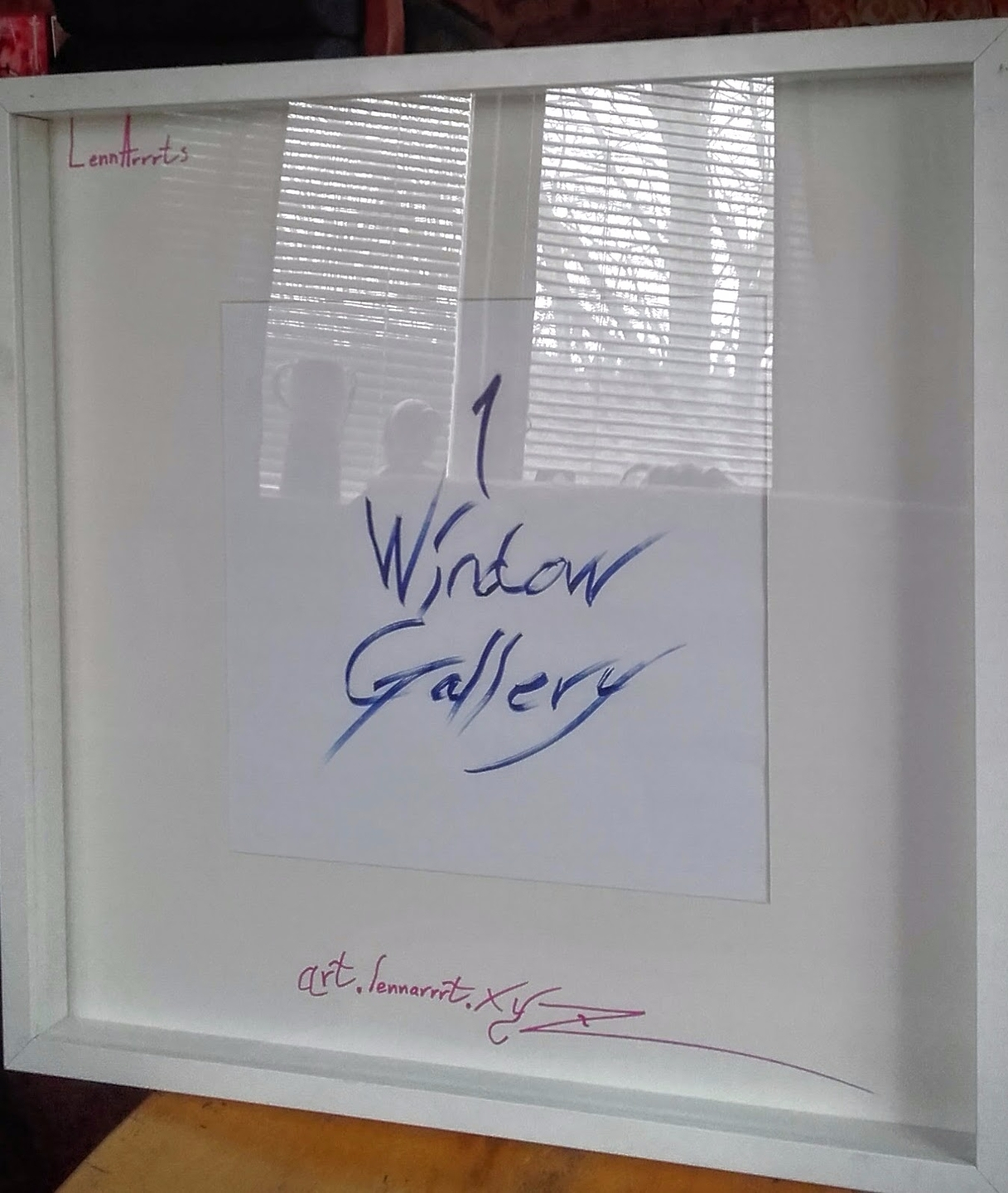 1 Window Gallery ™ (@1windowgallery) Cover Image