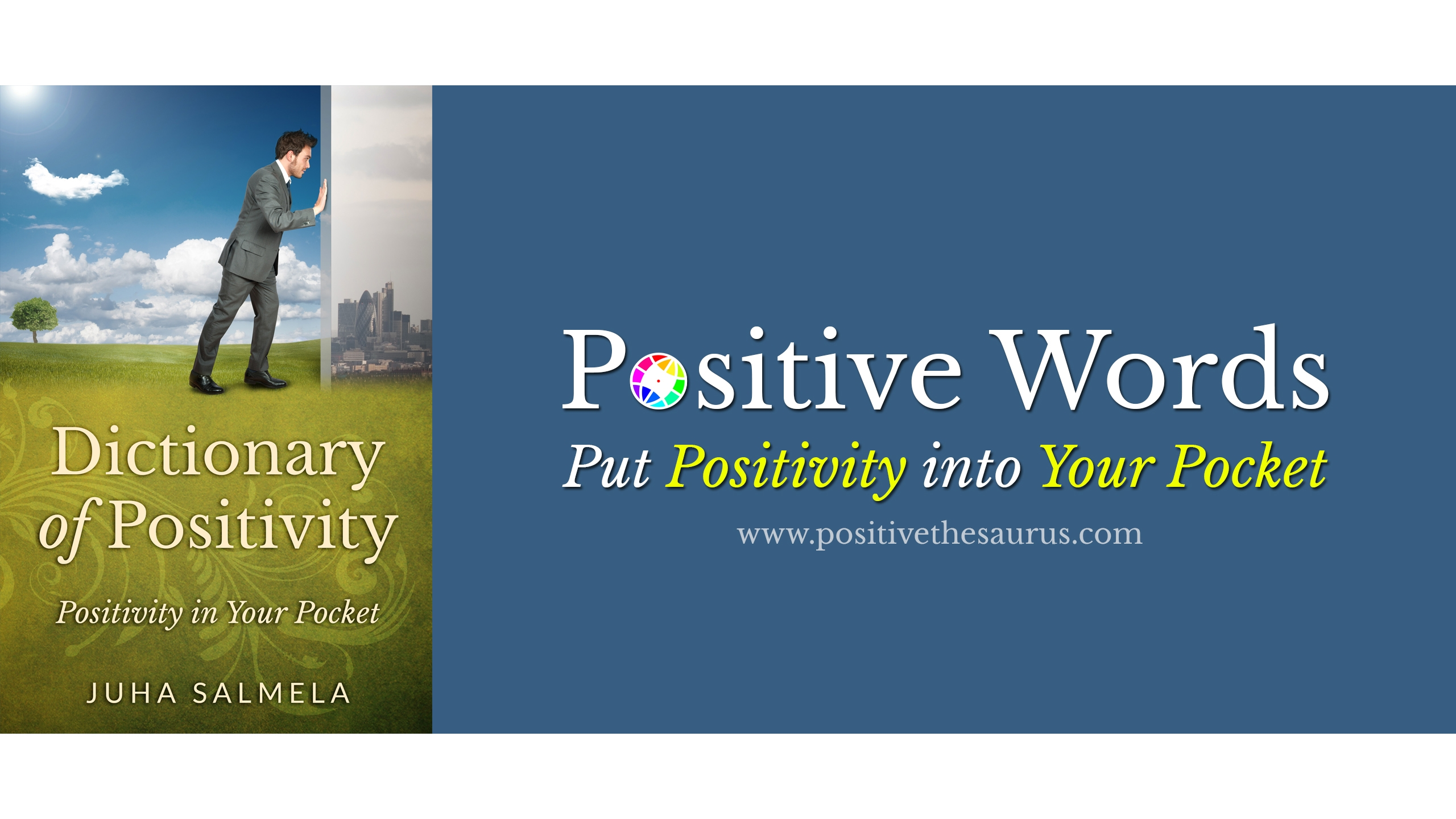 Positive Thesaurus (@positivesaurus) Cover Image