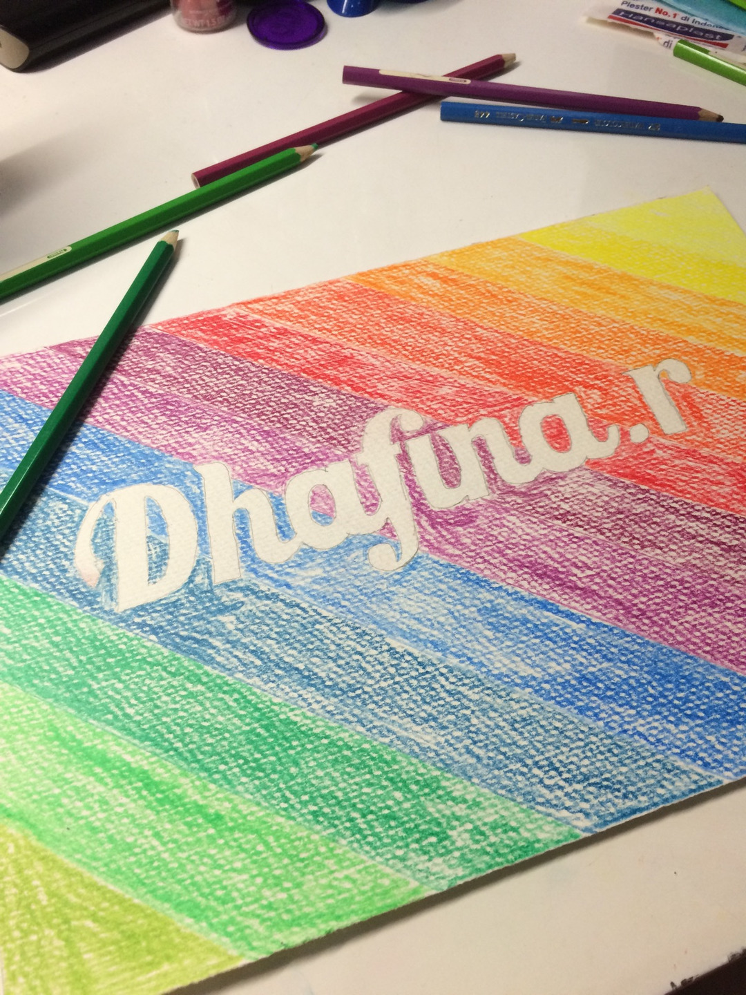 Dhafinarares (@dhafinarares) Cover Image
