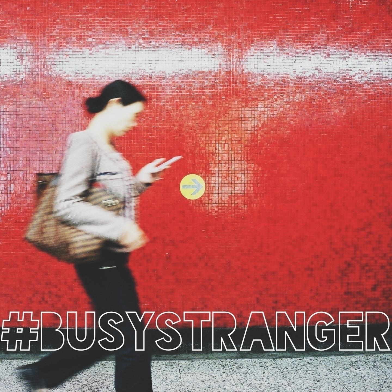 BUSYstranger (@busystranger) Cover Image