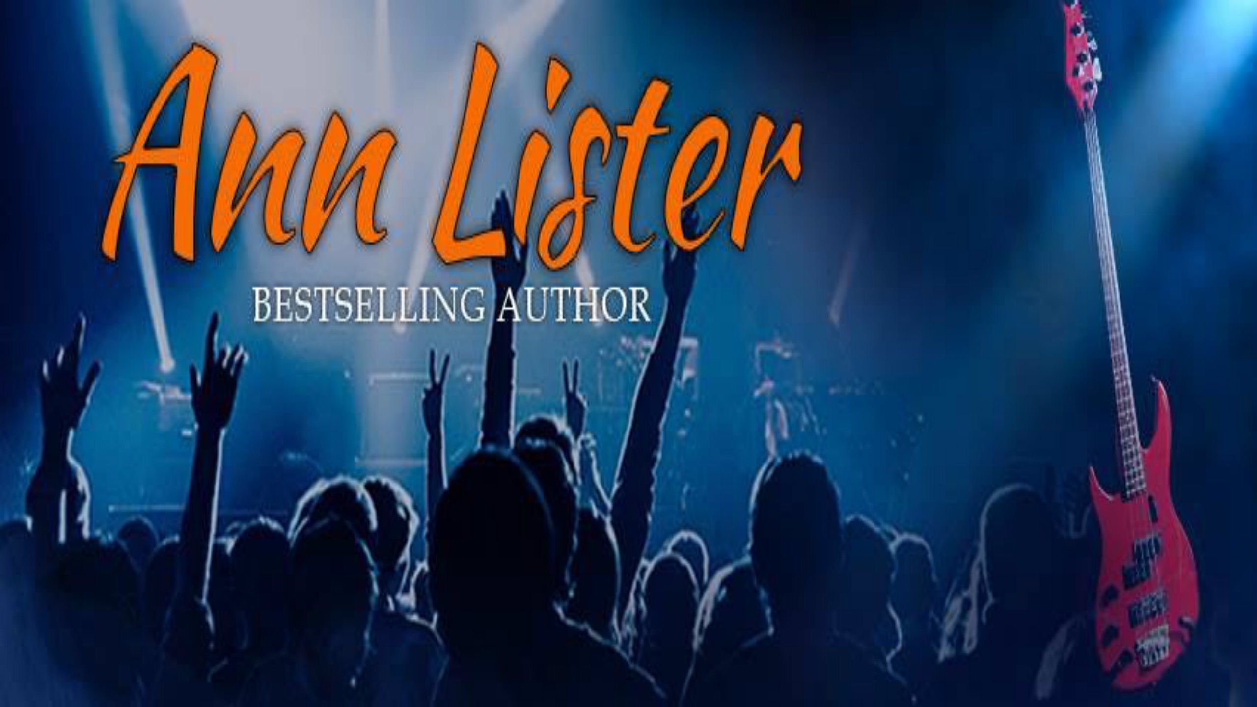 Author Ann Lister (@annlister) Cover Image