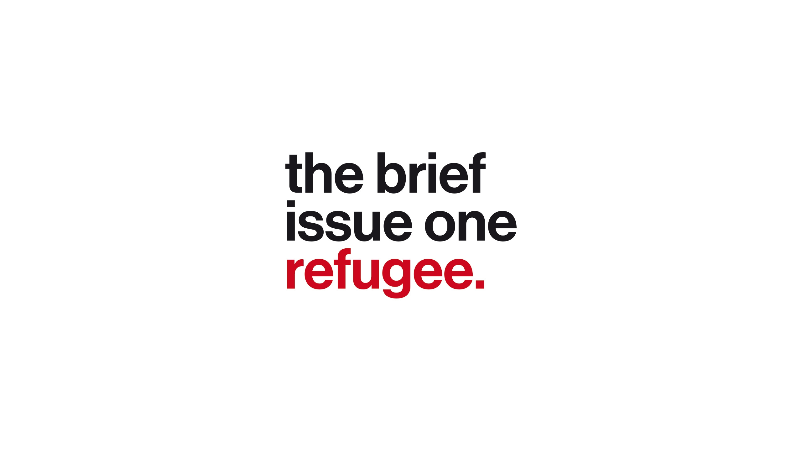 The Brief (@thebrief) Cover Image