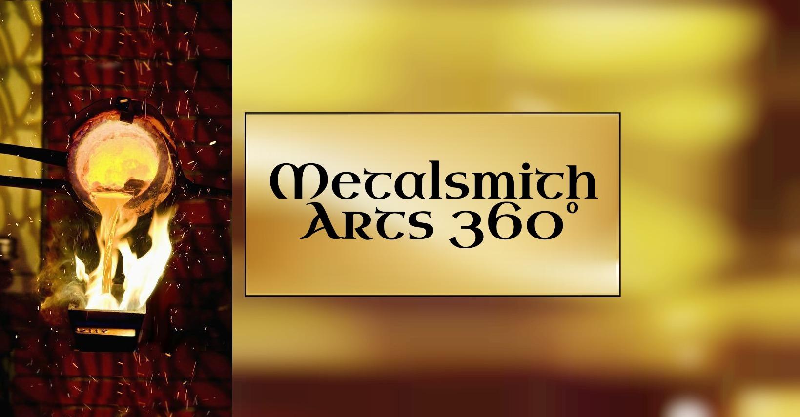 Metalsmith Arts 360° (@metalsmitharts) Cover Image