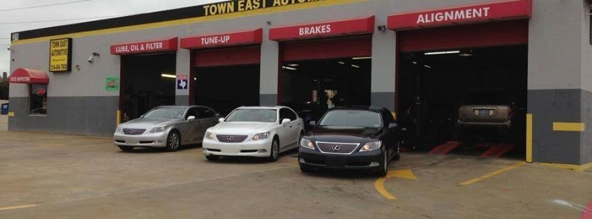 Town East Automotive (@towneastautomotive) Cover Image