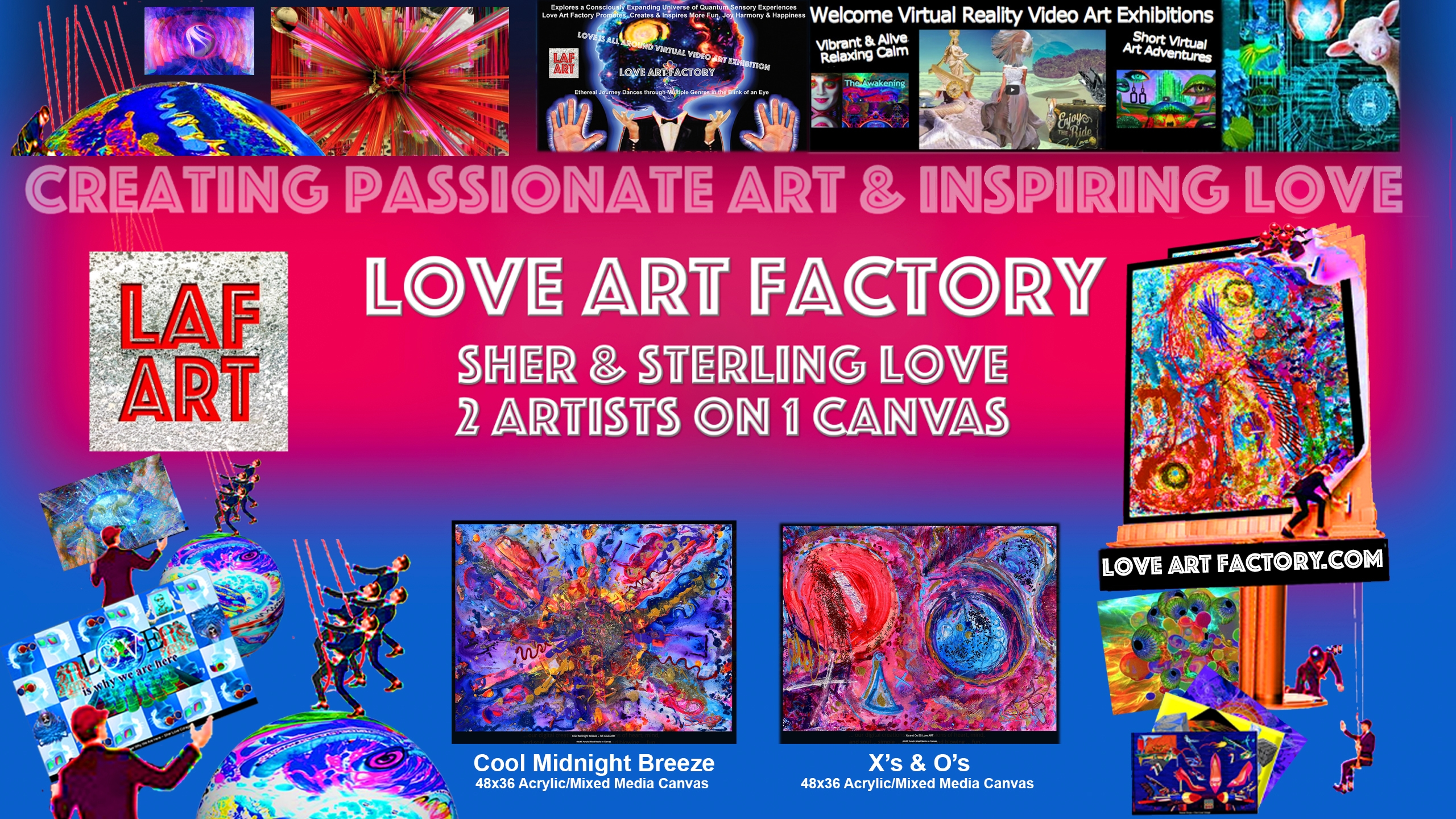 Love Art Factory  (@loveartfactory) Cover Image