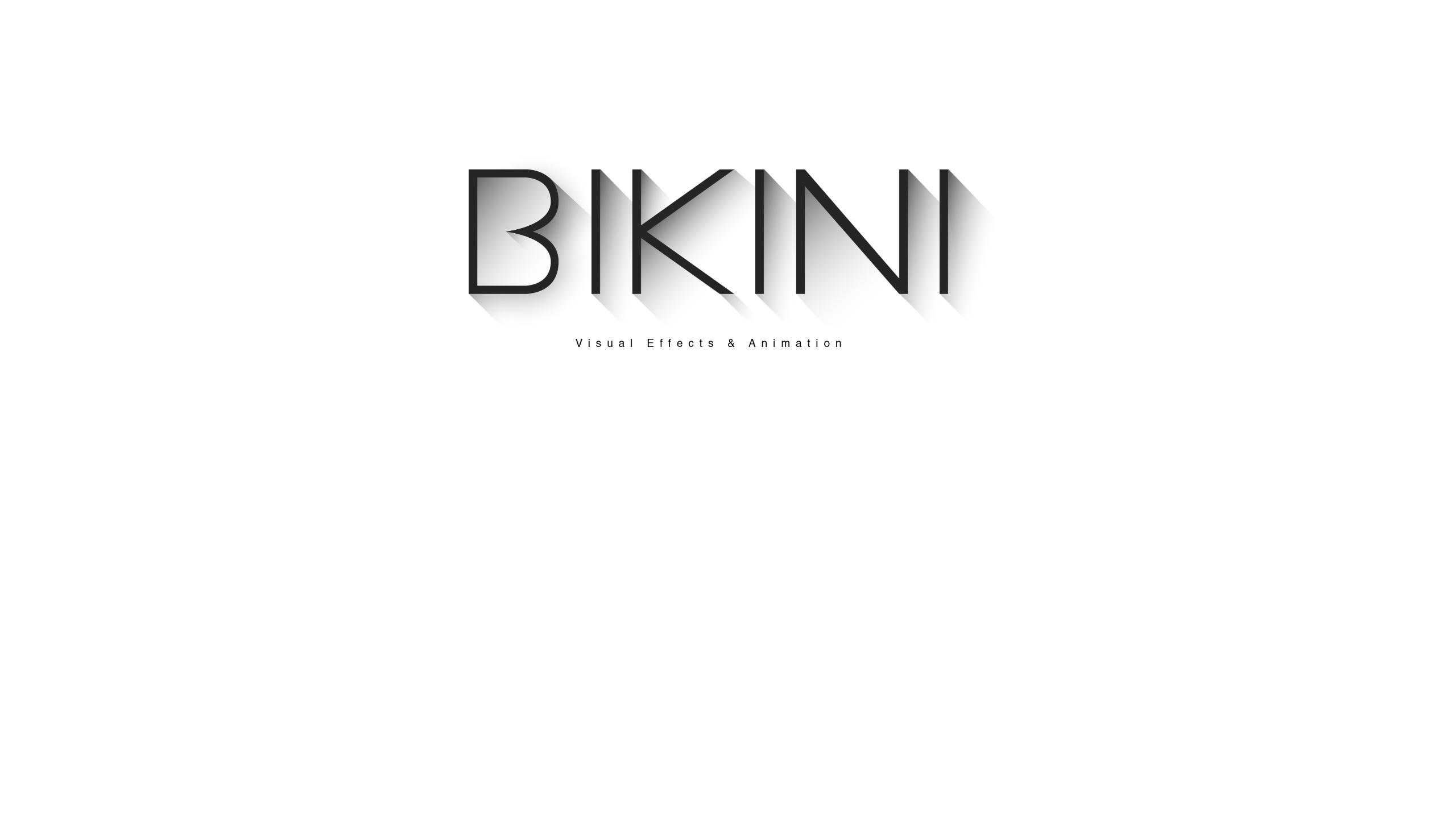 Bikini - Visual effects & animation (@bikinistudio) Cover Image