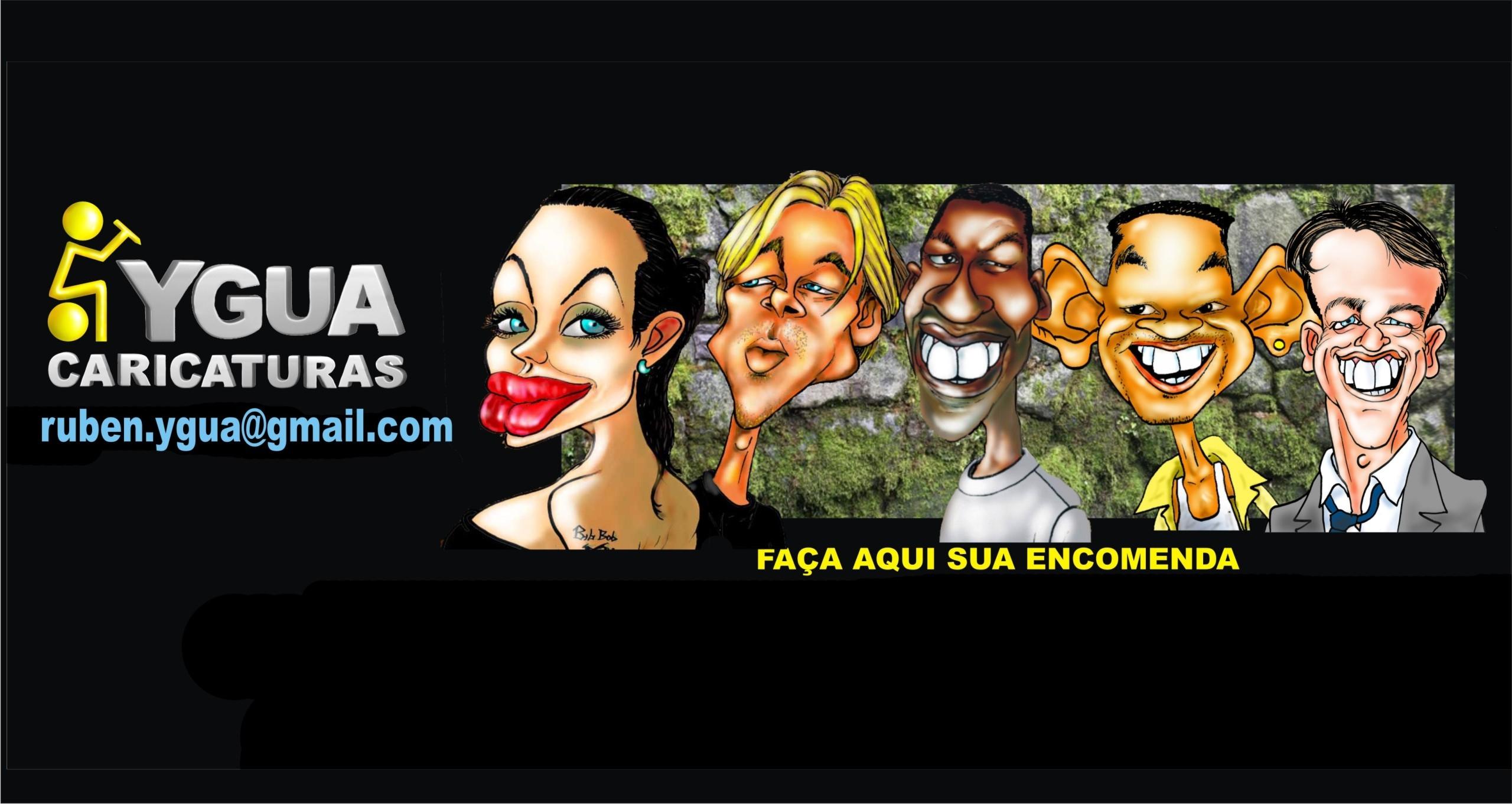 Ruben Ygua (@yguacaricatures) Cover Image