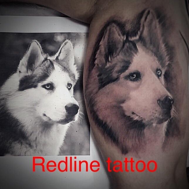 @redlinetattoo Cover Image