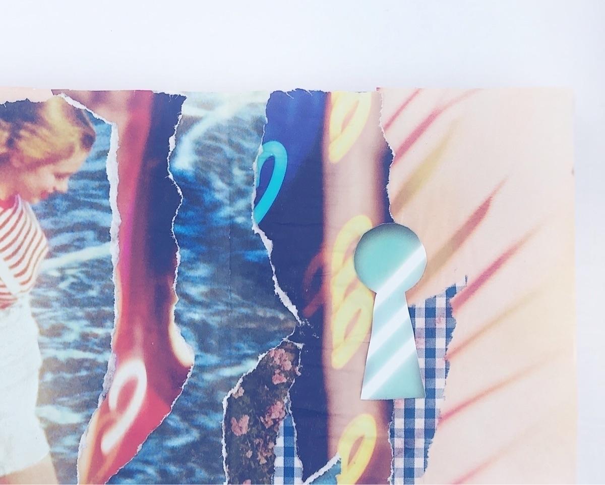 Amanda Jean (@mixedmattercollage) Cover Image