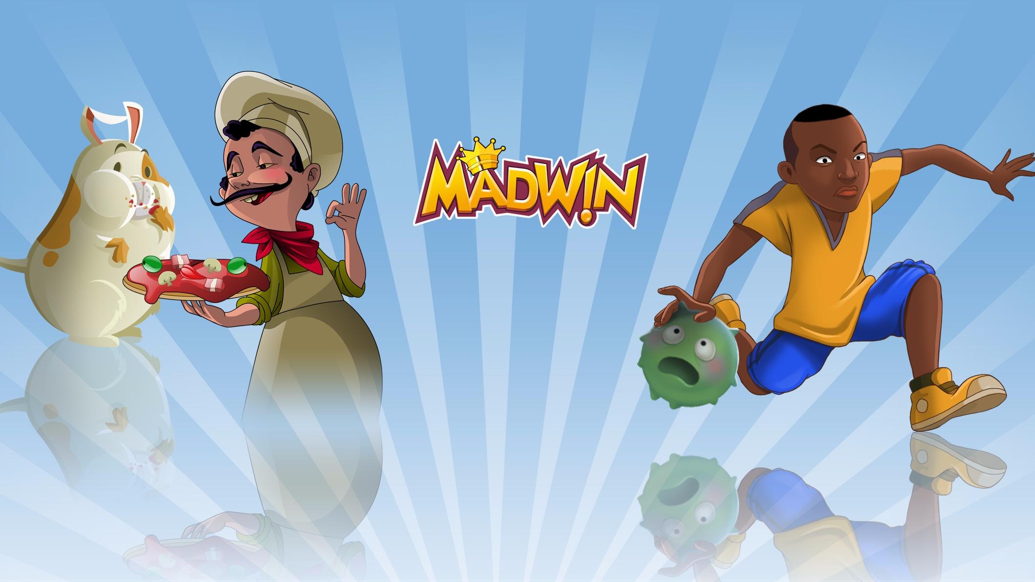 MadWin (@madwinofficial) Cover Image