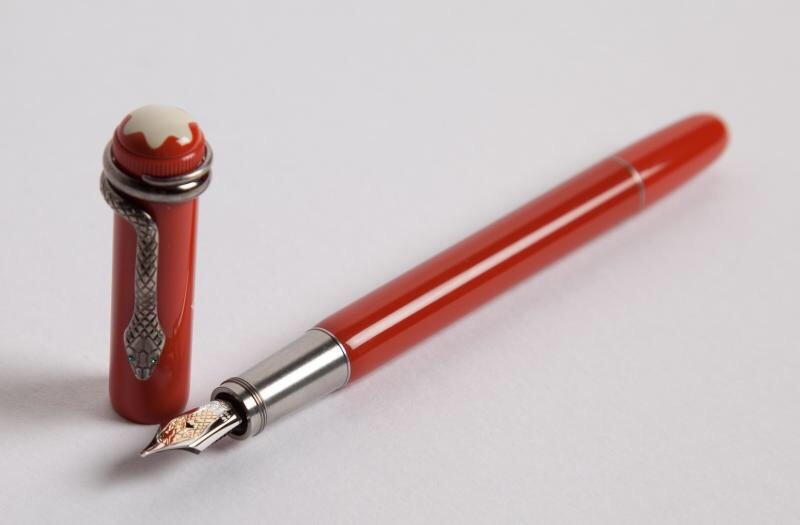 Nibspotter  (@fountainpen) Cover Image
