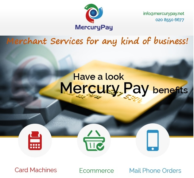 MercuryPay (@mercurypay) Cover Image