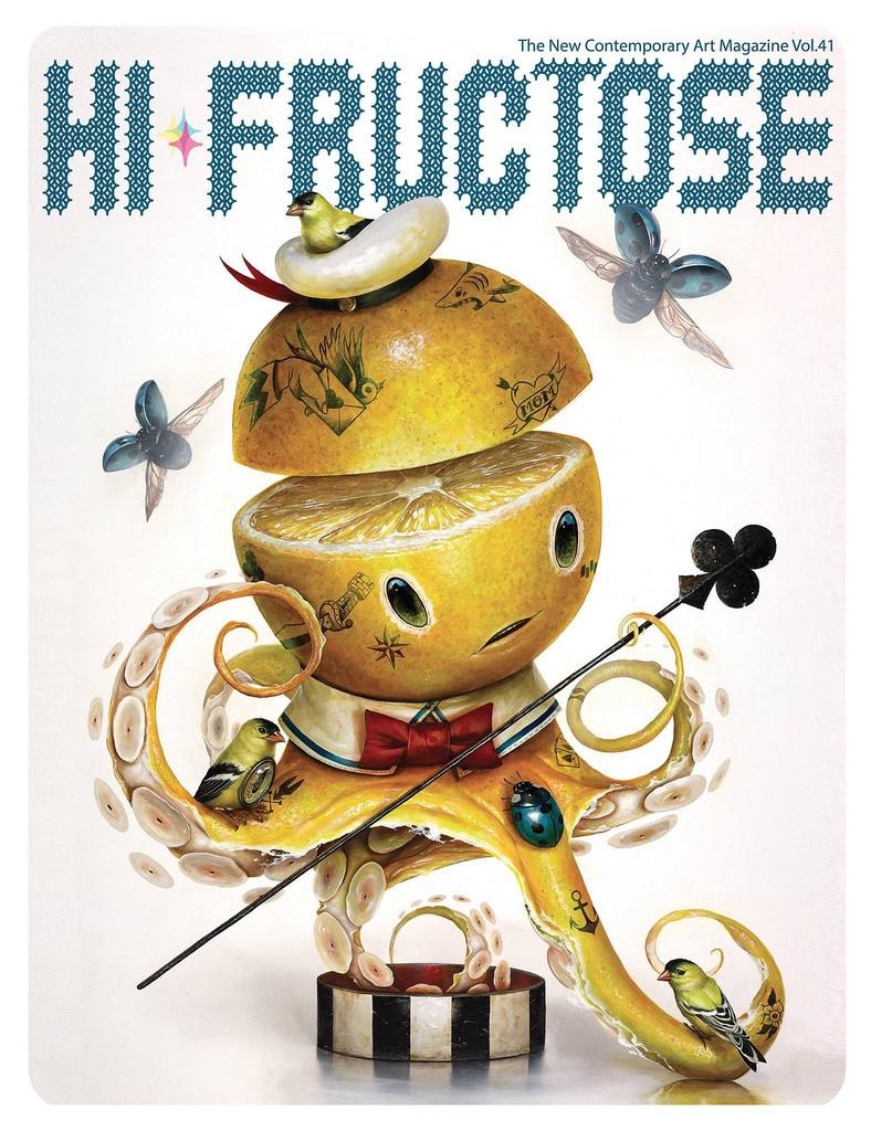 Hi-Fructose x Ello (@hifructosexello) Cover Image